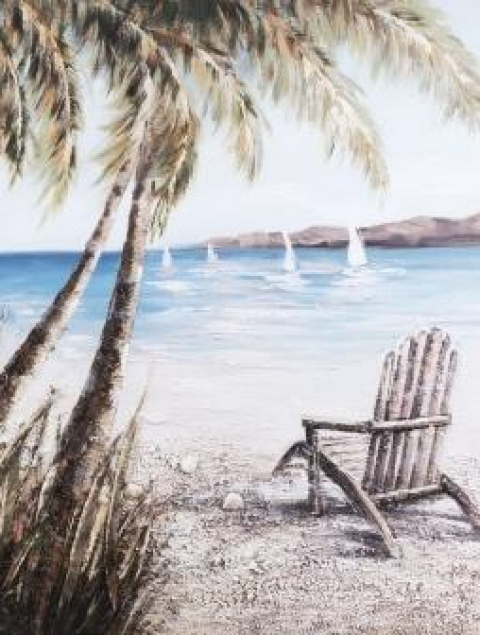30X40 RELAXING (PRINTED CANVAS)